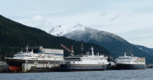 Alaska Ferry Rates Rising For Commercial Customers