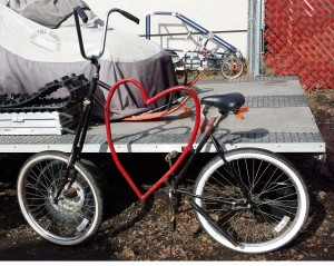 Selecting a Bike