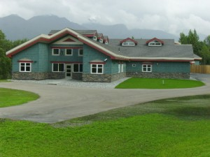 The exterior of the ARCH building. (Photo via Volunteers of America  - Alaska/Adolescent Residential Center for Help website)