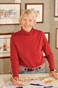 Alaska Artist Rie Muñoz Dies At 93