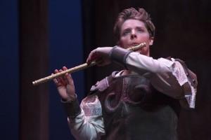 The Magic Flute - Ben Robinson & Flute