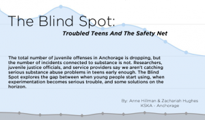 The Blind Spot: Juvenile Justice And Substance Abuse In Young Alaskans.