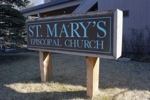 Tanaina Announces Move To St. Mary's Episcopal Church