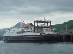 More Tustumena Delays Won't Affect Aleutians