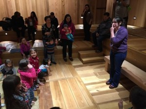 'Baby Raven Reads' Program Nurtures A New Generation of Tlingit Speakers