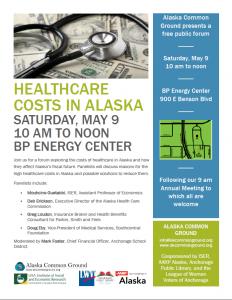Healthcare Costs in Alaska