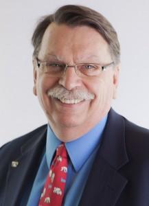 UAF Chancellor Brian Rogers. (Credit UAF)