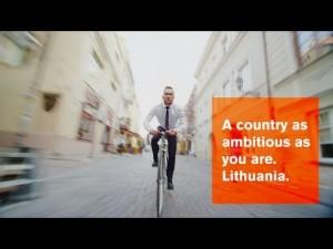 "Ambassador Zygimantas Pavilionis on ""Lithuania: A Start-Up Nation"""