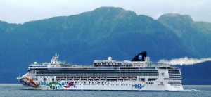 Six Cruise Ships Release Treated Sewage into Harbors