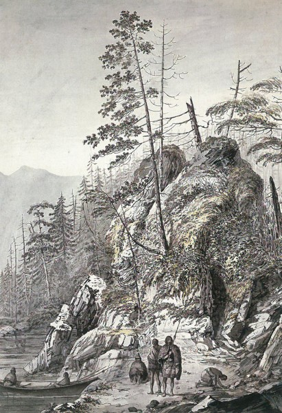 John Webber's A View in King George's Sound, 1778