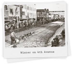 Fourth Avenue historical