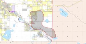 Map via the Kenai Peninsula Borough.