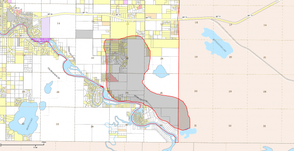 Map via the Kenai Peninsula Borough.
