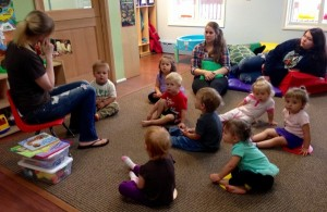 In Petersburg, Childcare Shortage Leaves Parents Hanging