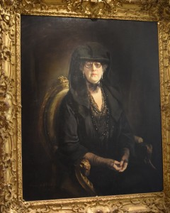 Arabella Huntington by Sir Oswald Birley (1924)