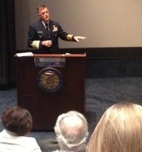 Coast Guard Commandant Paul Zukunft