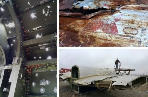 Historic WWII Bomber, Recovered in Nome, Offers Russian Twist to Iconic American Plane