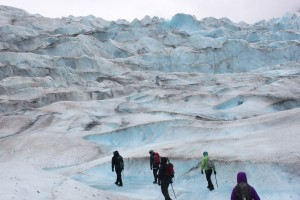 Teachers' field trip: Lessons from the Mendenhall Glacier