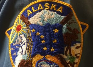 Alaska State Troopers. Photo: Monica Gokey/ Alaska Public Media file photo.