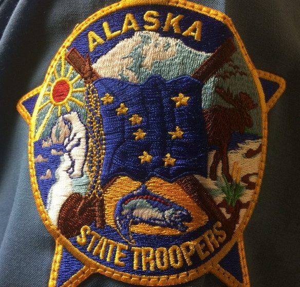 Alaska State Troopers. Photo: Monica Gokey/ Alaska Public Media file photo.