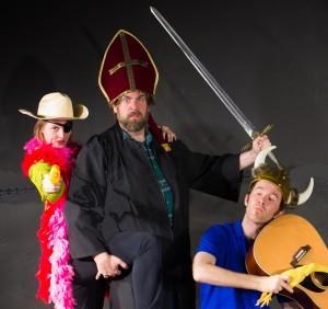Western Civilization… a musical?