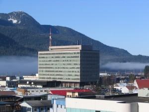 Suspicious Duffel Bag at Federal Building Draws Juneau's Bomb Squad