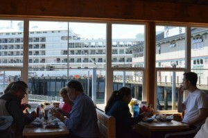 Sunshine affects Ketchikan's tourism industry
