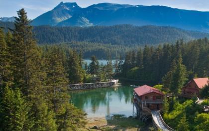 Tutka Bay Lodge - Photo courtesy of withinthewild.com, shared via KBBI.org