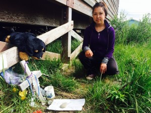 A year after Roxanne Smart was killed, Chevak still waits for justice