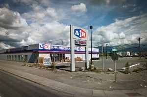 BSNC Buys Chain of 'Alaska Industrial Hardware' Stores