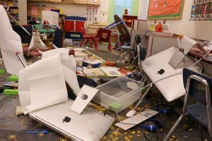 5 youths, ages 10 to 13, suspected in Bethel school vandalism spree