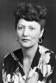 Elizabeth Peratrovich was a Tlingit civil rights activist. Photo courtesy Governor Walker's office.
