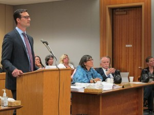 Judge hears arguments in anti-Medicaid lawsuit; Plaintiff attorney joins by Skype