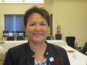 Okalik Eegeesiak of Nunavut is chair of the Inuit Circumpolar Council. Photo by Ben Matheson / KYUK.