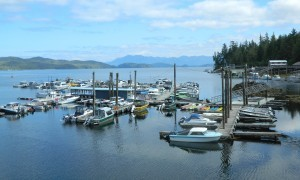 Knudson Cove is on Ketchikan's North End. (KRBD file photo)