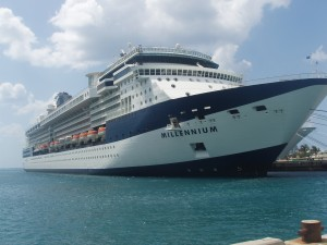 The Celebrity Millennium. Wikipedia photo.