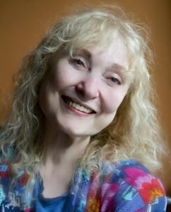 Sandy Harper of Cyrano's Theatre Company