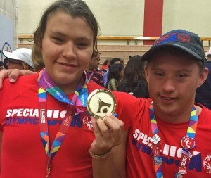 Juneau swimmers bring home gold from Special Olympics World Games