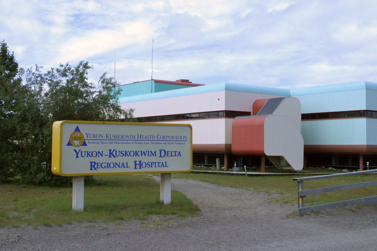 YKHC consists of a regional hospital in Bethel. Photo Courtesy of YKHC.