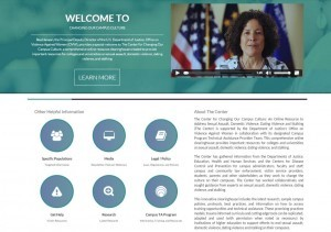 Federal agency launches website to help universities, colleges deal with campus violence