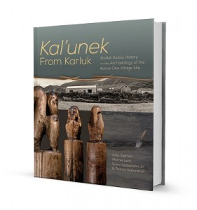 Photo: A picture of the Kal'unek cover by the Alutiiq Museum. Shared via KMXT.org.