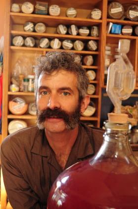 Sandor Katz. Photo by sandiegofermentationfestival.com. Shared via kbbi.org.