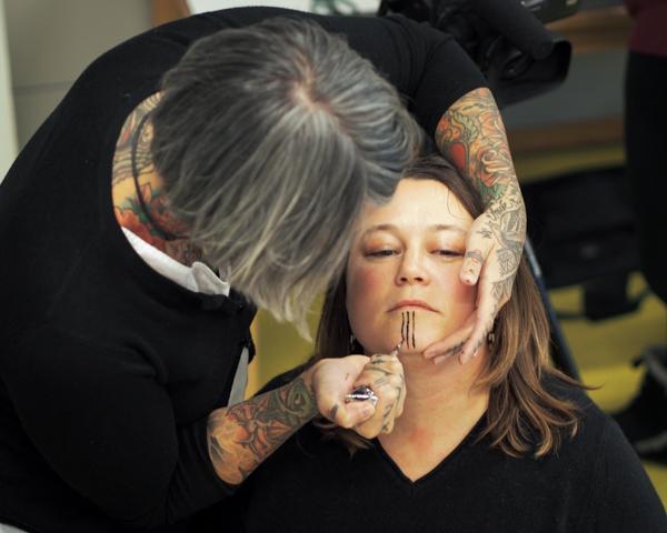 More Than Ink Traditional Tattoos Roar Back In Alaska Alaska