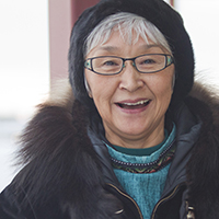In the scheme of all matters Inupiaq