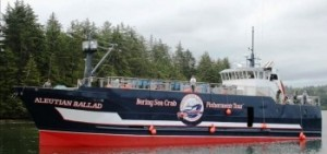 "The Aleutian Ballad, a former ""Deadliest Catch"" vessel, hosts Ketchikan's Bering Sea Crab Fishermen's Tour. (Photo courtesy Alaska Crab Tour)"