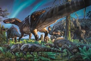 New dinosaur species discovered in Alaska