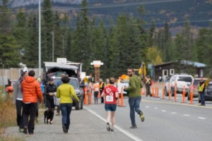 AK: Running the Klondike Relay from Skagway to Whitehorse