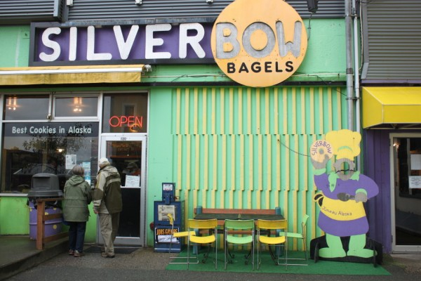Jill Ramiel opened the Silverbow Bakery in 1997. It's closing Oct. 4. (Photo by Lisa Phu/KTOO)