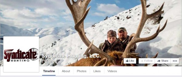 """Clark Dixon, host of the Sportsman Channel television show """"The Syndicate,"""" faces federal poaching charges. Photo: screen grab from """"The Syndicate"""" Facebook page."""