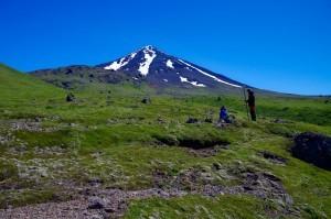 Aleutian Islands' ancient villages, volcanoes slowly reveal their secrets